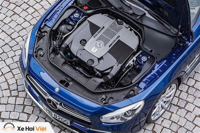 Mercedes-AMG chia tay động cơ V12 - Ảnh 1.