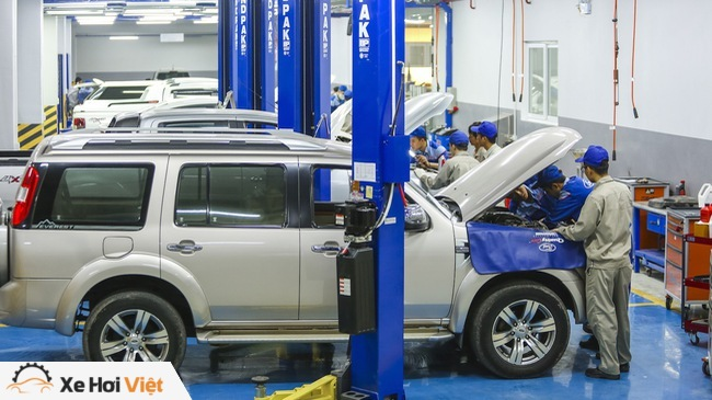 Kích cầu giữa bối cảnh thị trường ảm đạm, Ford mạnh tay đầu tư thêm 2 đại lý tại Việt Nam
