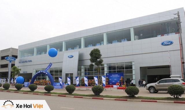 Kích cầu giữa bối cảnh thị trường ảm đạm, Ford mạnh tay đầu tư thêm 2 đại lý tại Việt Nam - Ảnh 3.