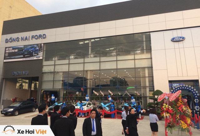 Kích cầu giữa bối cảnh thị trường ảm đạm, Ford mạnh tay đầu tư thêm 2 đại lý tại Việt Nam - Ảnh 4.