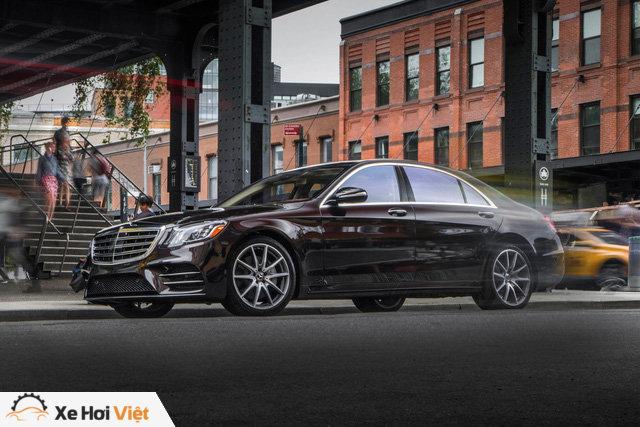 Mercedes-Benz sắp ra mắt xe điện sang như S-Class - Ảnh 1.