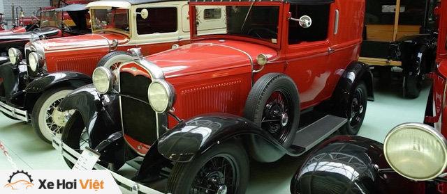 Bộ sưu tập xe Ford lớn nhất thế giới chuẩn bị được đem bán đấu giá - Ảnh 4.