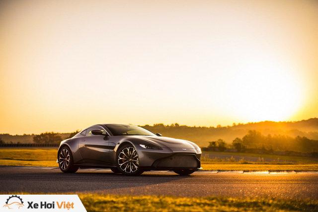 Aston Martin lên kế hoạch ra mắt xe thách thức McLaren P1 - Ảnh 3.
