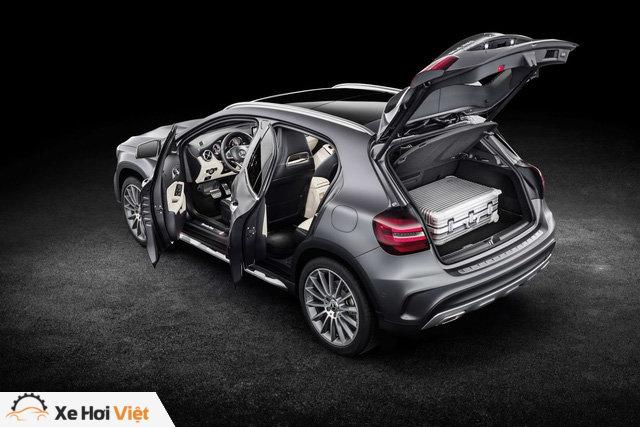 Mercedes-Benz cân nhắc phiên bản SUV lai coupe cho GLA để cạnh tranh BMW X2 - Ảnh 1.