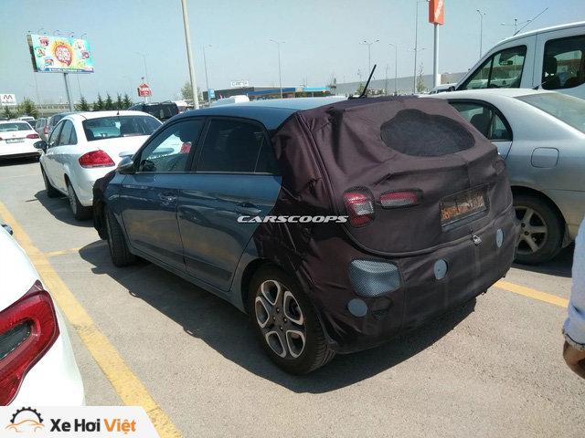 Hyundai chăm chút i20 facelift, chuẩn bị ra mắt cạnh tranh Ford Fiesta - Ảnh 3.
