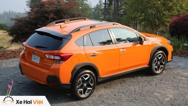 Subaru đăng ký dòng xe hoàn toàn mới có tên Evoltis