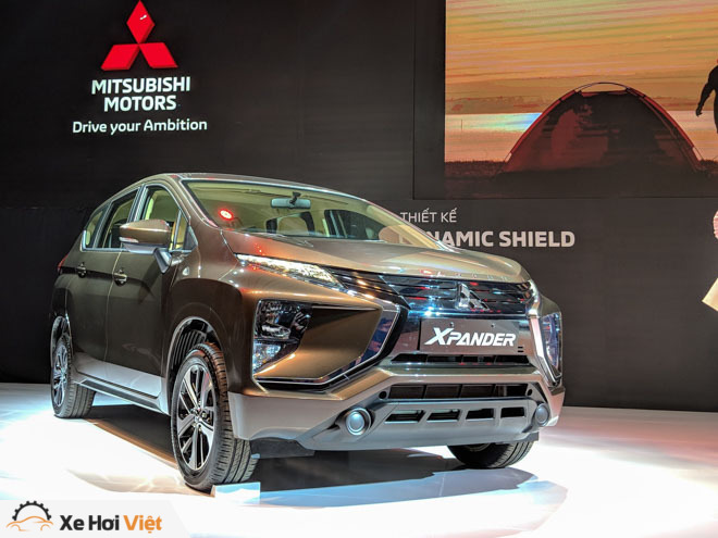 Top 5 mẫu xe vừa ra mắt thị trường Việt Nam trong tháng 8/2018 - 3