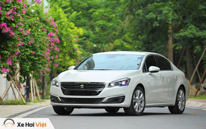 Giá xe Peugeot cập nhật mới nhất: SUV 7 chỗ 5008 giá từ 1,399 tỷ đồng - 2