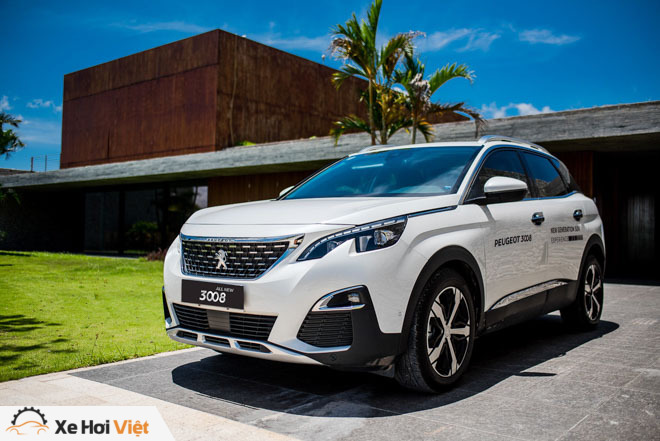 Giá xe Peugeot cập nhật mới nhất: SUV 7 chỗ 5008 giá từ 1,399 tỷ đồng - 3