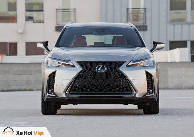 Lexus UX2019 chốt giá từ 736 triệu đồng tại thị trường Mỹ - 4
