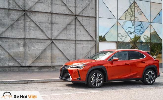 Lexus UX2019 chốt giá từ 736 triệu đồng tại thị trường Mỹ - 15