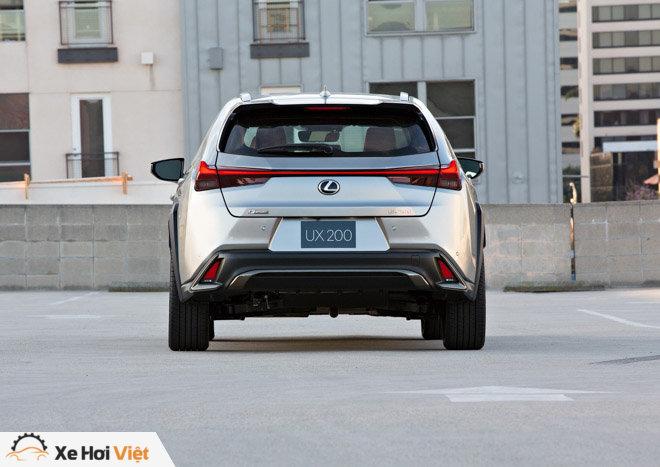 Lexus UX2019 chốt giá từ 736 triệu đồng tại thị trường Mỹ - 11