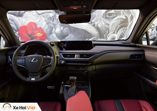Lexus UX2019 chốt giá từ 736 triệu đồng tại thị trường Mỹ - 7