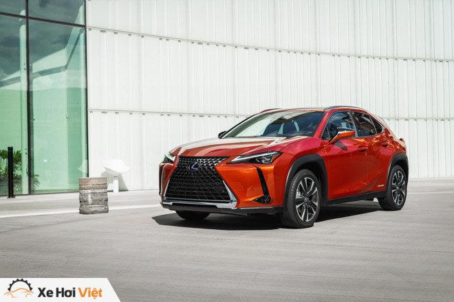 Lexus UX2019 chốt giá từ 736 triệu đồng tại thị trường Mỹ - 13