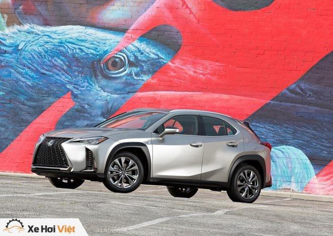 Lexus UX2019 chốt giá từ 736 triệu đồng tại thị trường Mỹ - 10