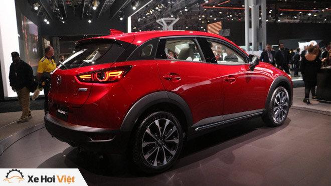Mazda sắp ra mắt CX-3 hoàn toàn mới: Rộng rãi và thực dụng hơn - 3