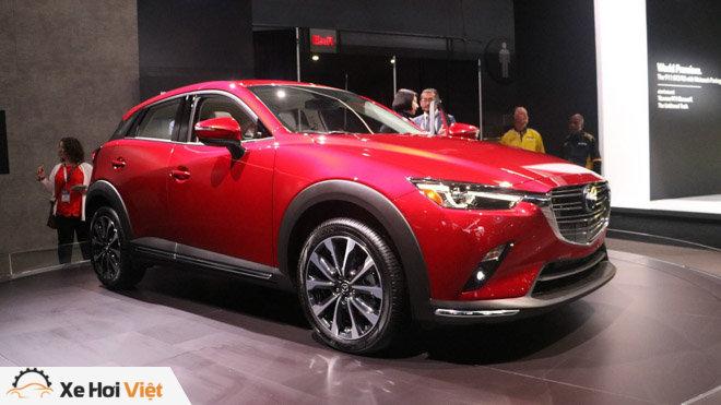 Mazda sắp ra mắt CX-3 hoàn toàn mới: Rộng rãi và thực dụng hơn - 1