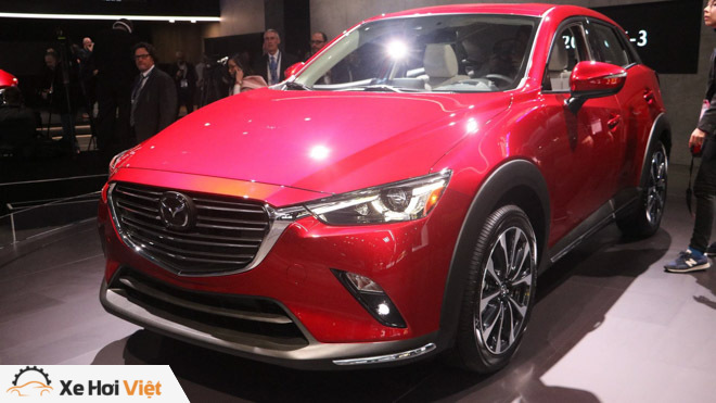 Mazda sắp ra mắt CX-3 hoàn toàn mới: Rộng rãi và thực dụng hơn - 4