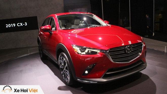 Mazda sắp ra mắt CX-3 hoàn toàn mới: Rộng rãi và thực dụng hơn - 2