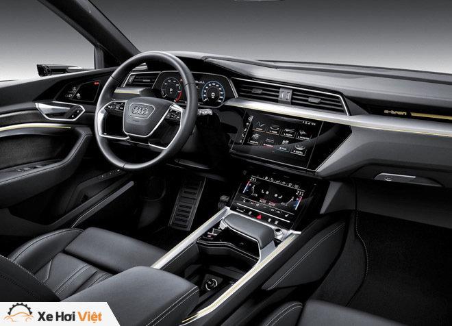 Xe điện Audi E-Tron chính thức ra mắt với giá bán từ 74.800 USD - 6
