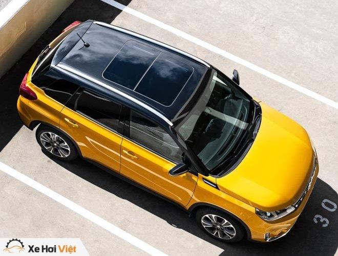 Suzuki Vitara 2019 chính thức lộ diện: Đẹp hơn, đầy ắp công nghệ - 8