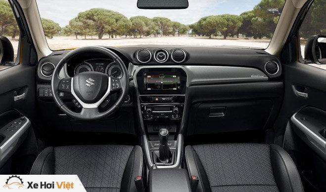 Suzuki Vitara 2019 chính thức lộ diện: Đẹp hơn, đầy ắp công nghệ - 9
