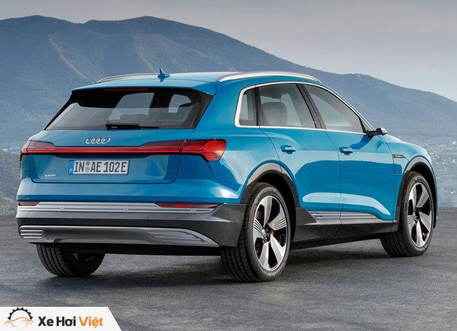 Xe điện Audi E-Tron chính thức ra mắt với giá bán từ 74.800 USD - 4