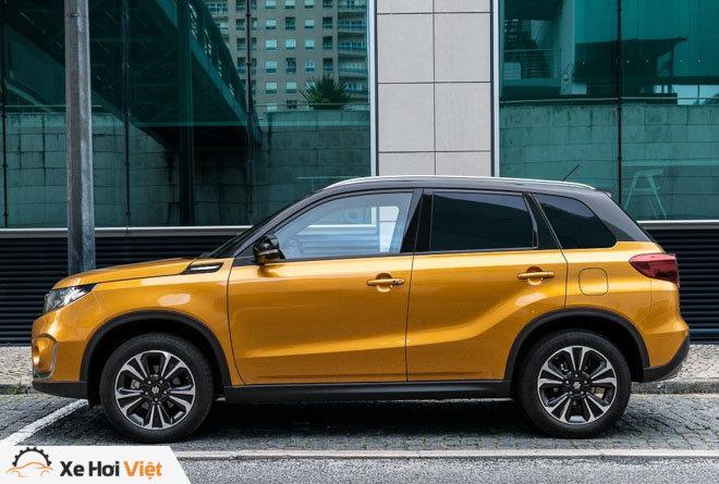 Suzuki Vitara 2019 chính thức lộ diện: Đẹp hơn, đầy ắp công nghệ - 2