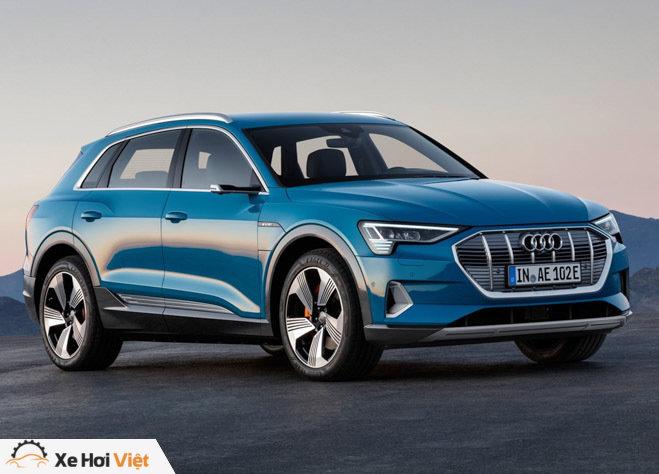 Xe điện Audi E-Tron chính thức ra mắt với giá bán từ 74.800 USD - 2