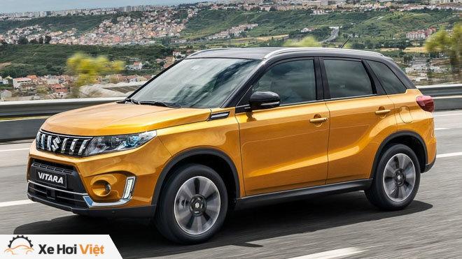 Suzuki Vitara 2019 chính thức lộ diện: Đẹp hơn, đầy ắp công nghệ - 1