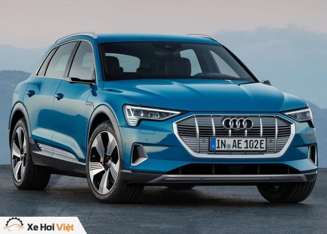 Xe điện Audi E-Tron chính thức ra mắt với giá bán từ 74.800 USD - 1