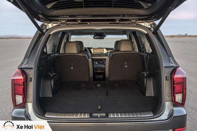 SUV cỡ lớn Hyundai Palisade chính thức ra mắt - 10