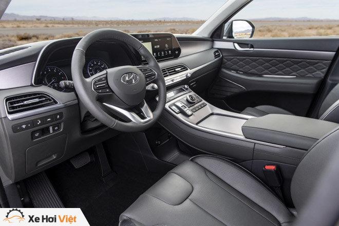 SUV cỡ lớn Hyundai Palisade chính thức ra mắt - 4