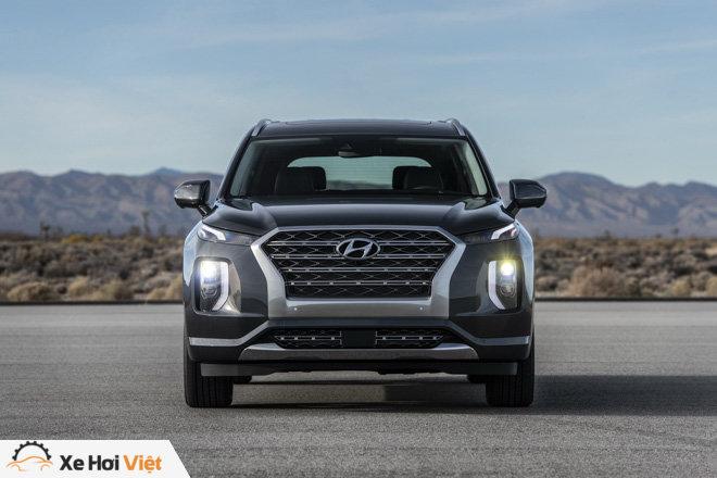 SUV cỡ lớn Hyundai Palisade chính thức ra mắt - 7