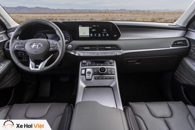 SUV cỡ lớn Hyundai Palisade chính thức ra mắt - 6