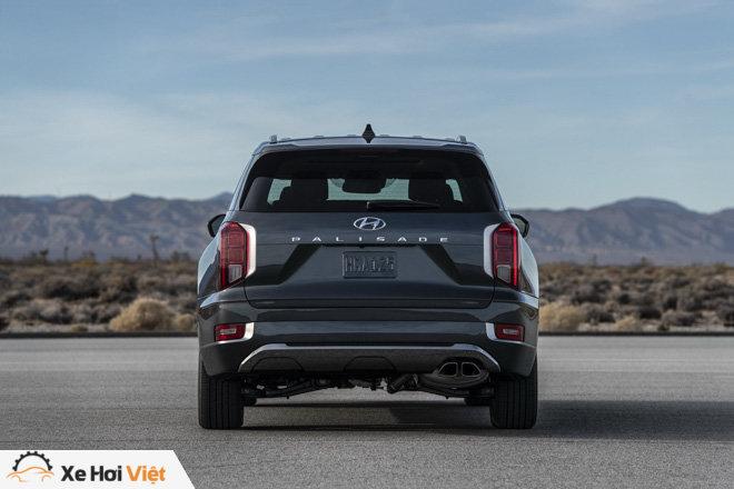 SUV cỡ lớn Hyundai Palisade chính thức ra mắt - 8