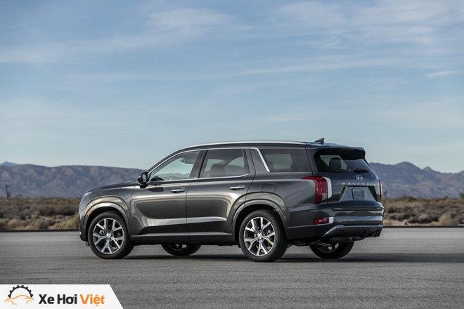 SUV cỡ lớn Hyundai Palisade chính thức ra mắt - 2