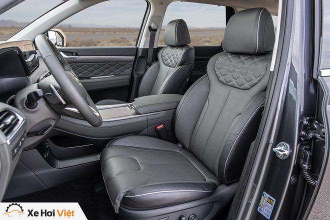 SUV cỡ lớn Hyundai Palisade chính thức ra mắt - 3