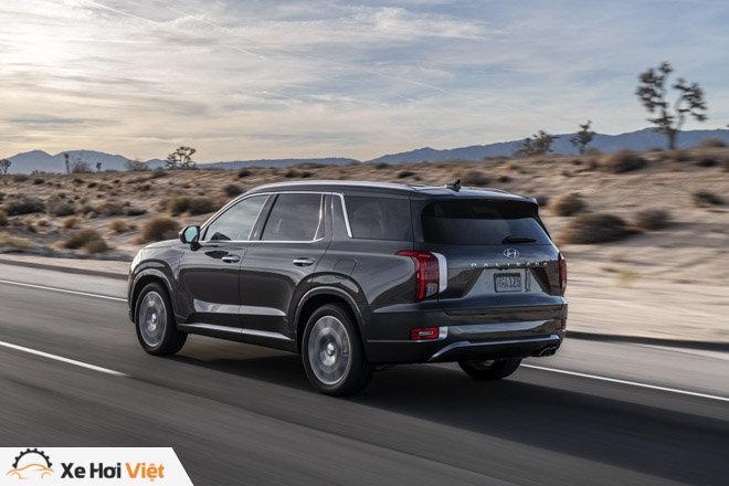 SUV cỡ lớn Hyundai Palisade chính thức ra mắt - 9