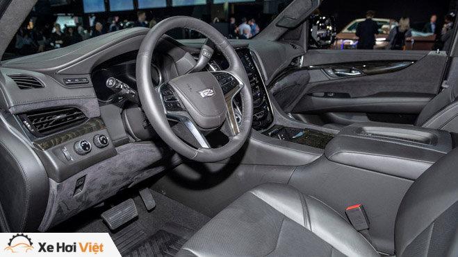 Cadillac Escalade bổ sung thêm phiên bản Sport Edition - 6