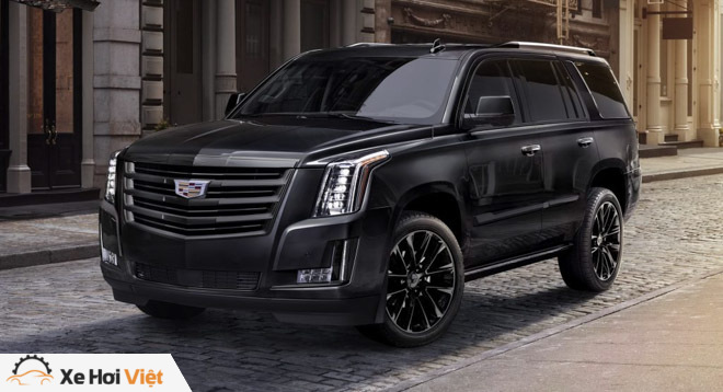 Cadillac Escalade bổ sung thêm phiên bản Sport Edition - 1