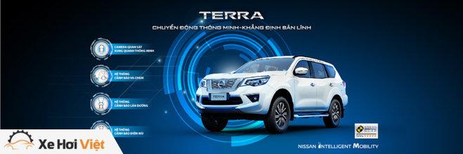 """Nissan Terra - """"Người bạn đường"""" thông minh và mạnh mẽ - 3"""