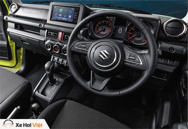 Suzuki sắp giới thiệu hai bản độ chính hãng cho chiếc SUV Jimmy - 3