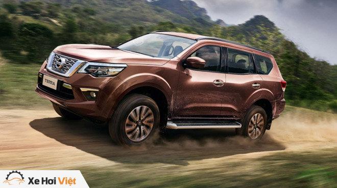 """Nissan Terra - """"Người bạn đường"""" thông minh và mạnh mẽ - 5"""