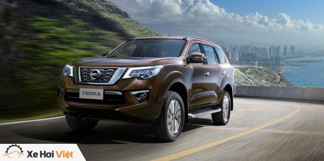 """Nissan Terra - """"Người bạn đường"""" thông minh và mạnh mẽ - 4"""