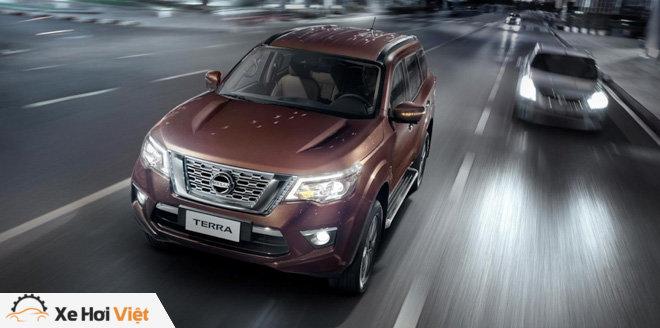 """Nissan Terra - """"Người bạn đường"""" thông minh và mạnh mẽ - 2"""
