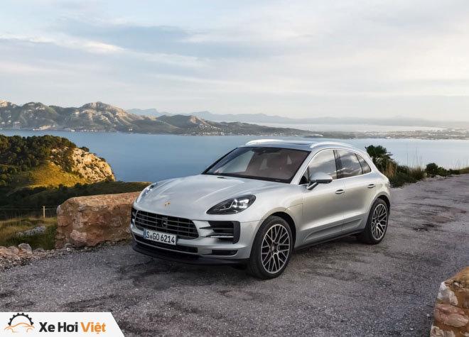 Porsche Việt Nam bắt đầu mở đặt cọc cho mẫu Macan S 2019 với giá từ 3,06 tỷ đồng - 11