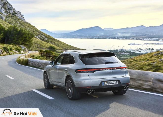 Porsche Việt Nam bắt đầu mở đặt cọc cho mẫu Macan S 2019 với giá từ 3,06 tỷ đồng - 3