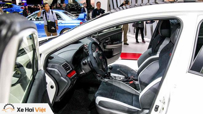 Subaru giới thiệu WRX STI S209: Nâng cao hiệu năng vận hành - 9