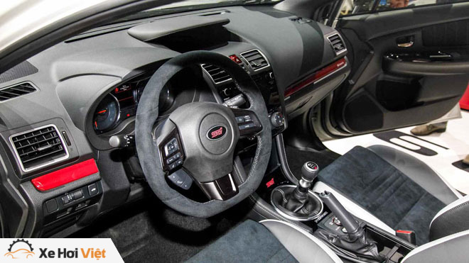 Subaru giới thiệu WRX STI S209: Nâng cao hiệu năng vận hành - 10